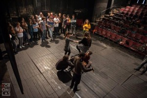 Fabrica Athens - Research Theater - Fanis Katehos