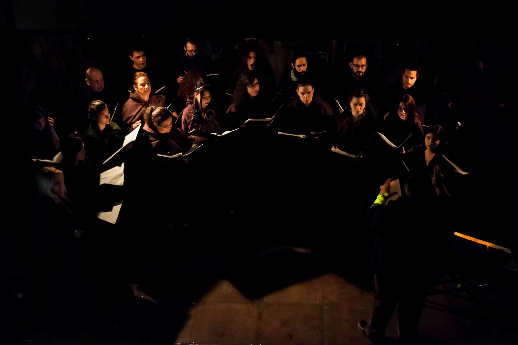 χορωδία, τεχνοχώρος φάμπρικα, fabrica athens, αθήνα, τραγούδι