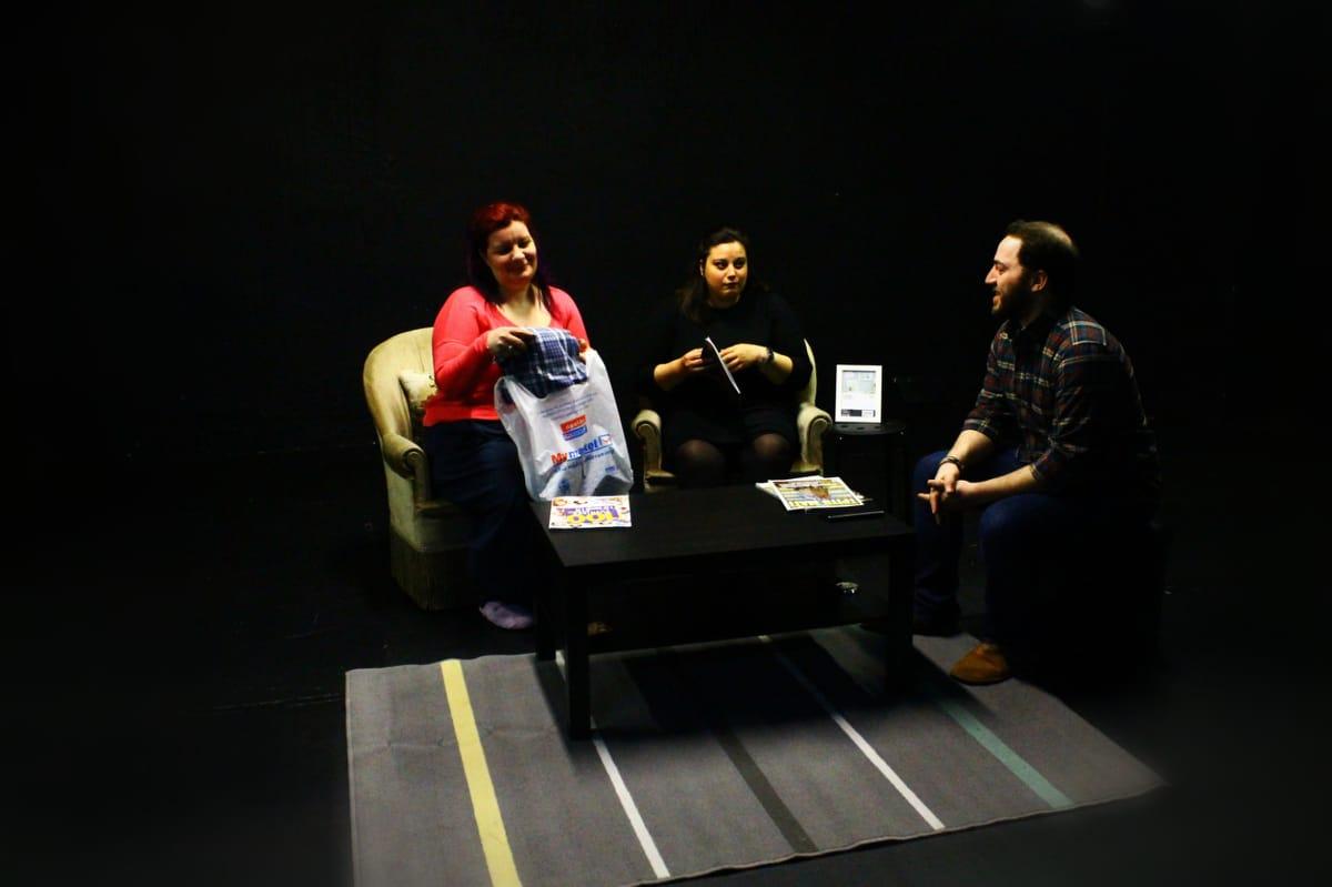 τεχνοχώρος φάμπρικα, το πένθος δεν ταιριάζει στην Αλίκη, παραστάσεις 2019
