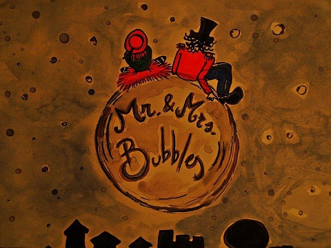 Mr & Mrs Bubble