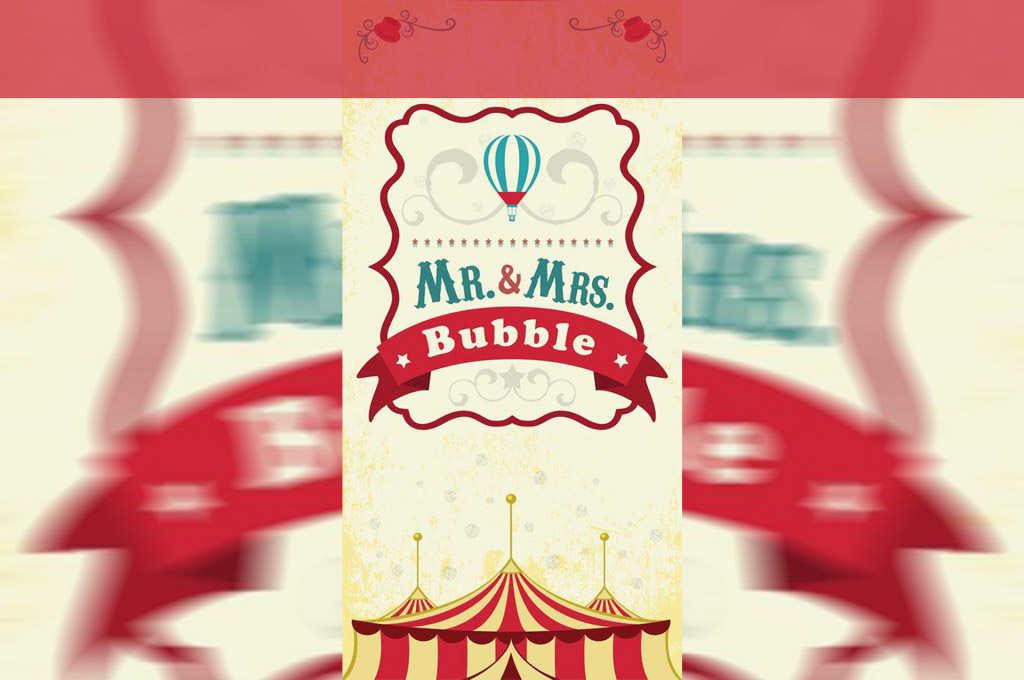 Fabrica Athens - Mr and Mrs Bubble