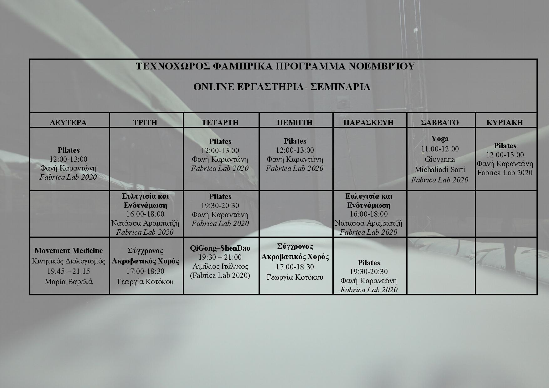 Online classes_fabrica_lab_fabrica_athens_teamwork_fabrica_artspace